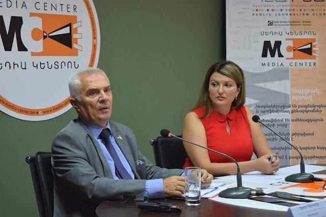 """alski: Europa necesita """"propuestas específicas"""" de Armenia"""