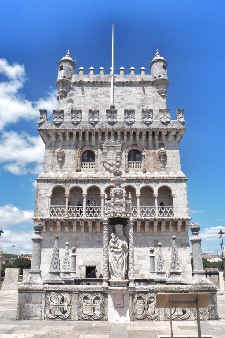 Visiter la tour de Belém dans la ville de Lisbonne