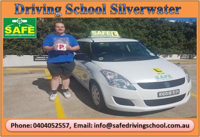 Driving School Silverwater