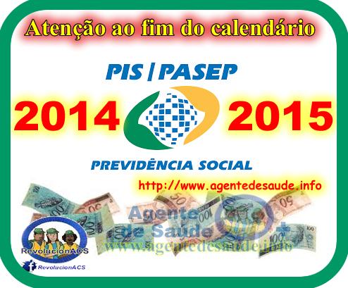 Atenção ao fim do prazo de recebimento do abono do PIS e PASEP 2014 / 2015 1
