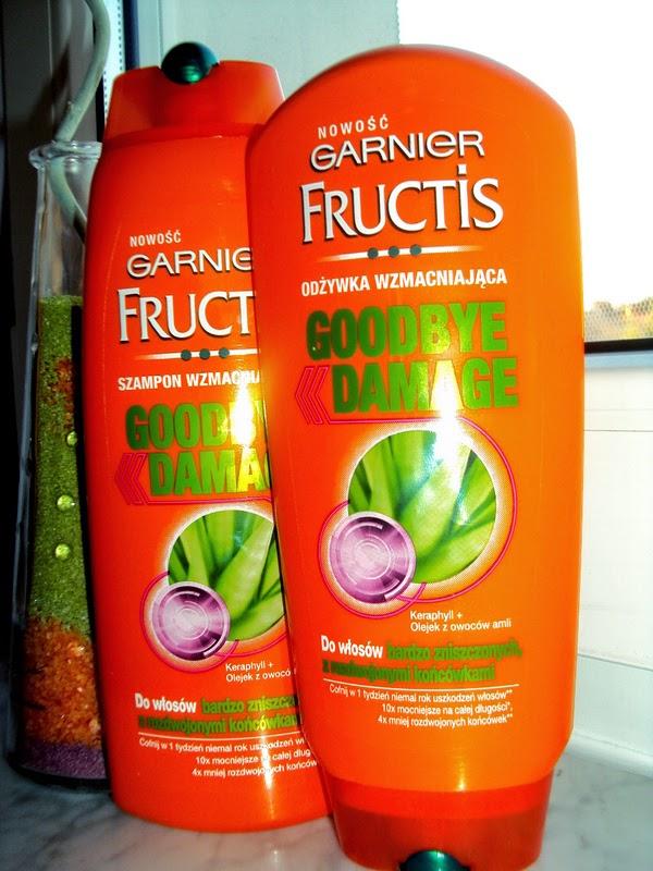 Szampon Garnier recenzja kosmetyków