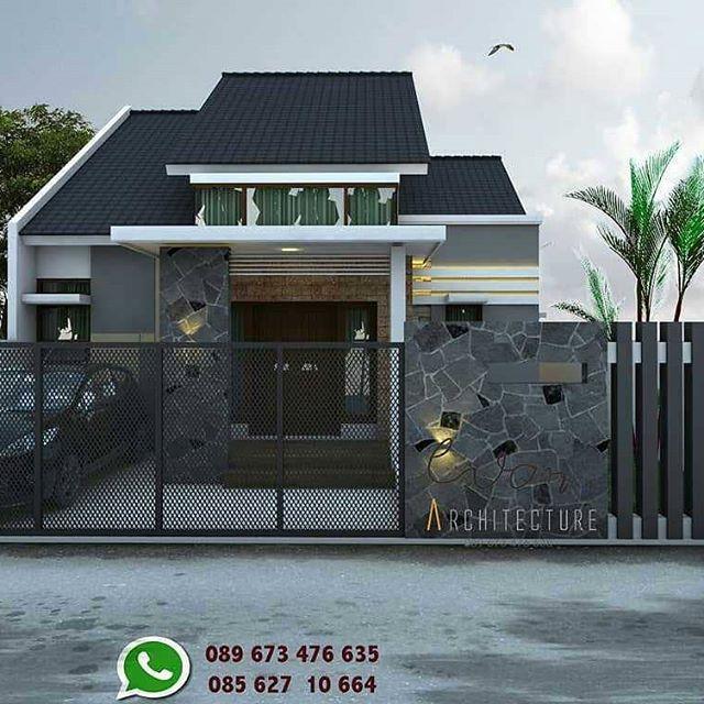 model rumah minimalis jaman sekarang