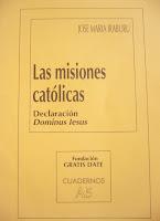 Las misiones católicas
