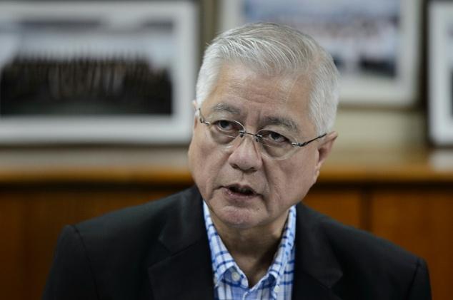 """Rafael Alunan: I recommend a """"Libingan ng mga Pangulo"""""""