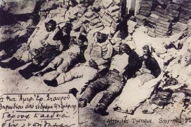 Ξεβράκωμα εκ των έσω! Αρθρογράφος – συγγραφέας αναγνωρίζει τη Γενοκτονία