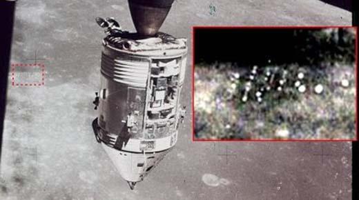Bases alienígenas en la Luna: Denunciante de la NASA revela la existencia de estructuras lunares extraterrestres