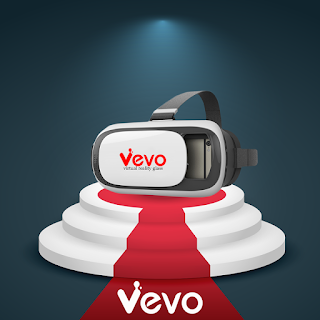 نظارة Vevo V2 للواقع الافتراضي