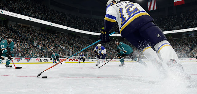 Ice Hockey game review