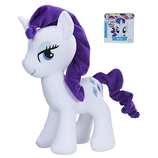 New 2018 MLP Plushie Lineup - Rarity