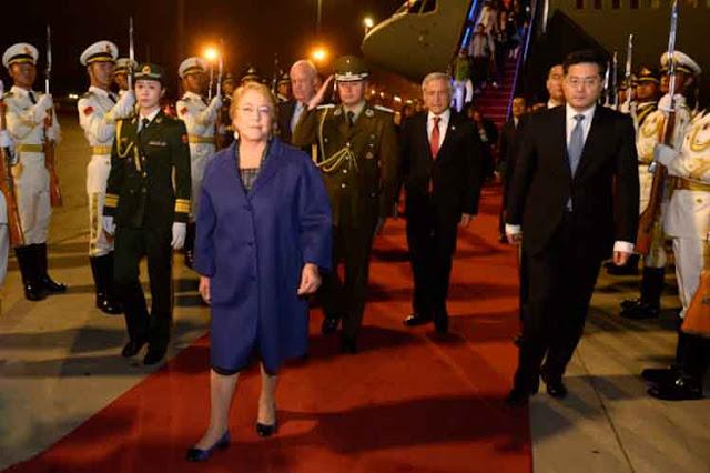 Chile y China, una alianza en constante crecimiento