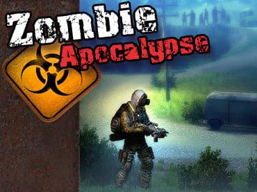 Zombie Apocalypse - Jeu FPS / Survie sur PC