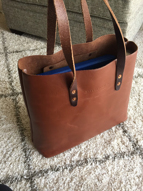 whipping post tote review