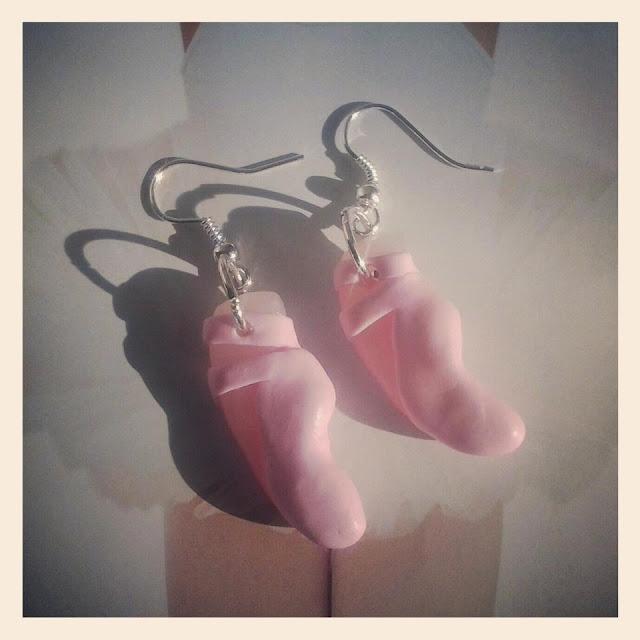 orecchini danza fimo alberta bijoux