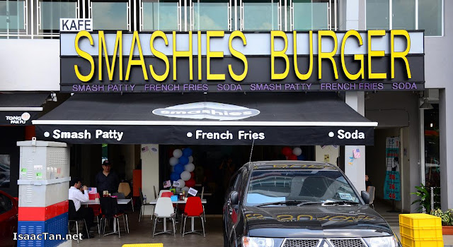Smashies Burger Launched @ Metro Genting Setapak