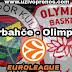 Evroliga FINALE 2017: Fenerbahče - Olimpijakos UŽIVO GLEDANJE [SportKlub 21.05.2017 20:00]