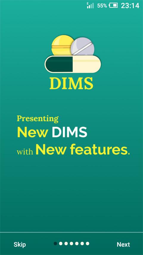 Dims app