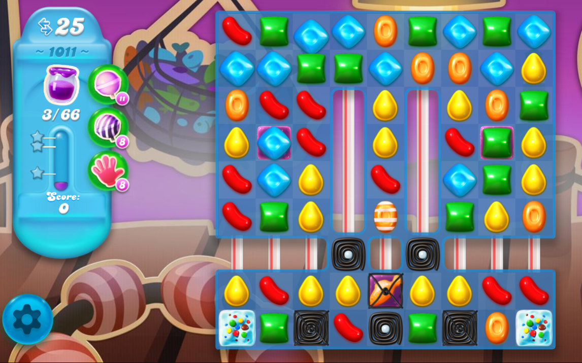 Candy Crush Soda Saga 1011