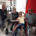 PM realiza sonho de criança com doação de cadeira de rodas em Barra da Estiva