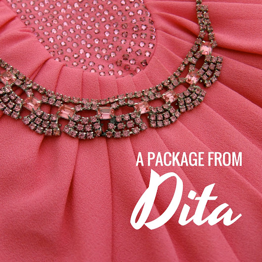 A package from Dita!