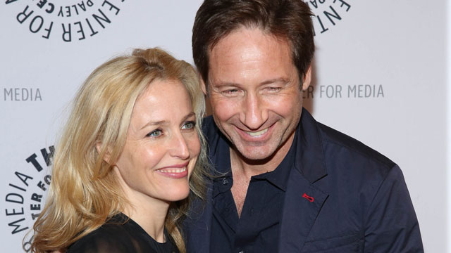 The X-Files - Gillian Anderson Explains her Complicated Relationship with David Duchovny