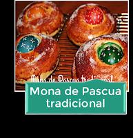 MONA DE PASCUA TRADICIONAL
