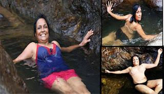 Sri Lankan Cinema Actress Anoma Janadari Posts Nude Photographs On Face Book