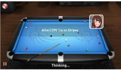 Game Billiard Offline Android Real Pool 3D Mod Apk