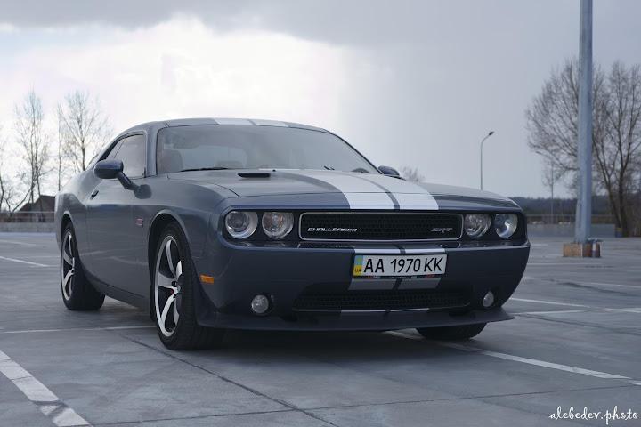 Dodge Challenger SRT8 392-HEMI