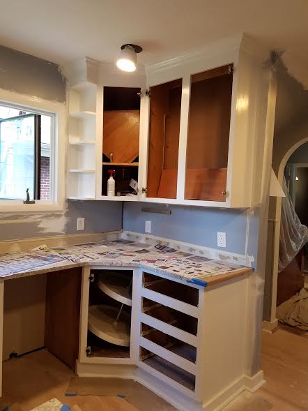 Pete And John S Kitchen Cabinets Paint Color