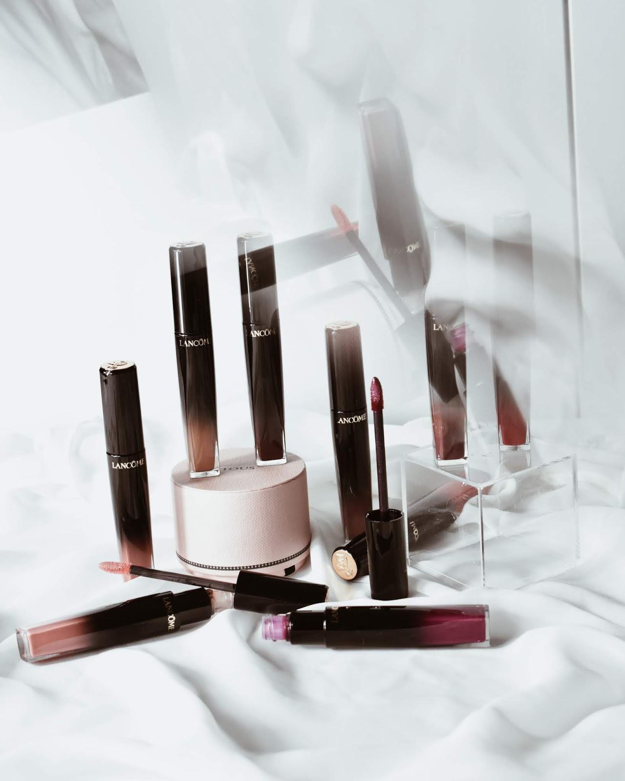 lancome labsolu lacquer lacquers l'absolu tint gloss tintas labios lacadas brillo beauty blogger de belleza mexicana siham hamdan noirette diary mexico belleza cosmeticos labiales 1