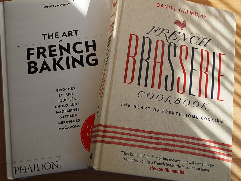 A few additions to my cookbook family