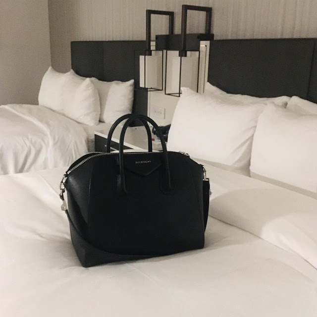 givenchy bag antigona black pebbled washington marriott georgetown
