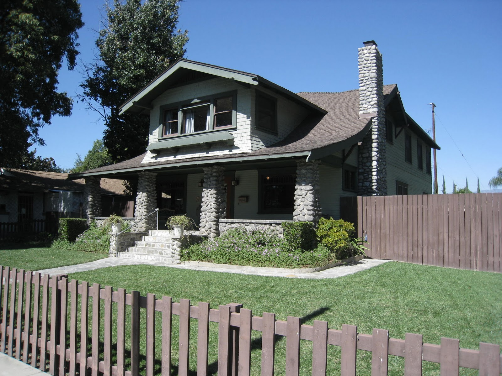 1910 House Plans Spanish Bungalow: California Craftsman Dream Home: Beautiful 1910 Craftsman