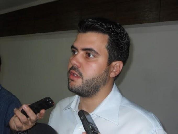 PF faz buscas em gabinete de deputado paraibano