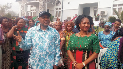 Aniekan Umanah sues  support for Gov. Emmanuel