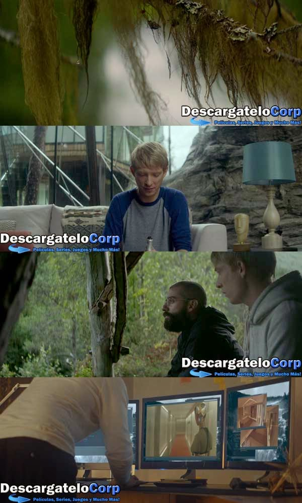 Descargar Ex Machina HD 1080p Latino