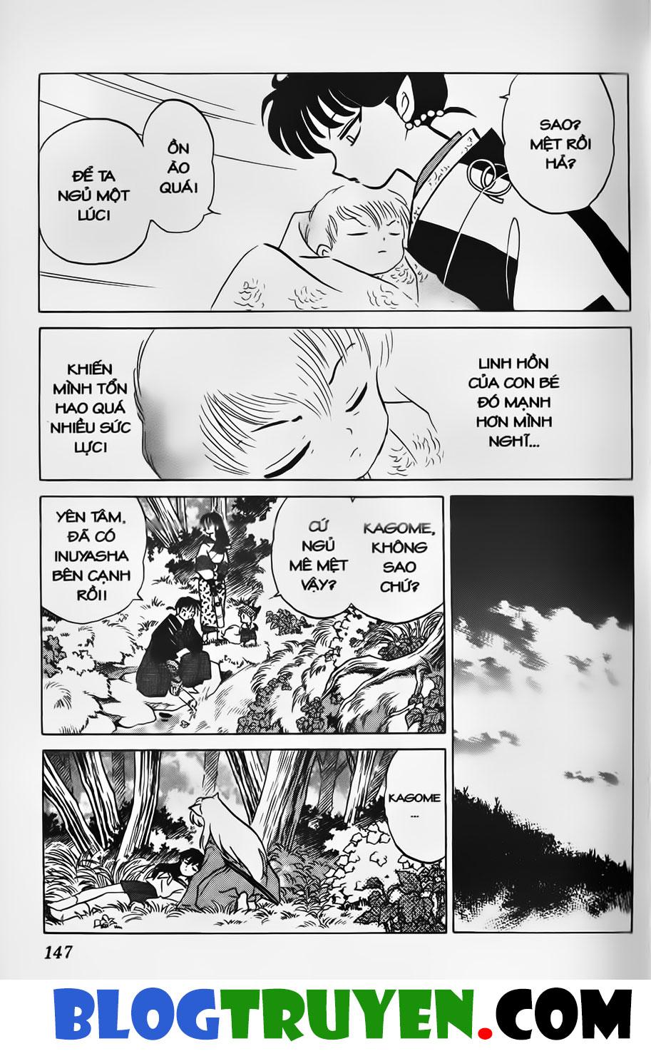 Inuyasha vol 29.8 trang 16