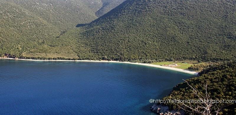 Fall in Kefalonia - Antisamos Beach