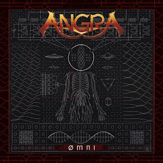 "Angra - ""Travelers Of Time"" (lyric video) from the album ""ØMNI"""