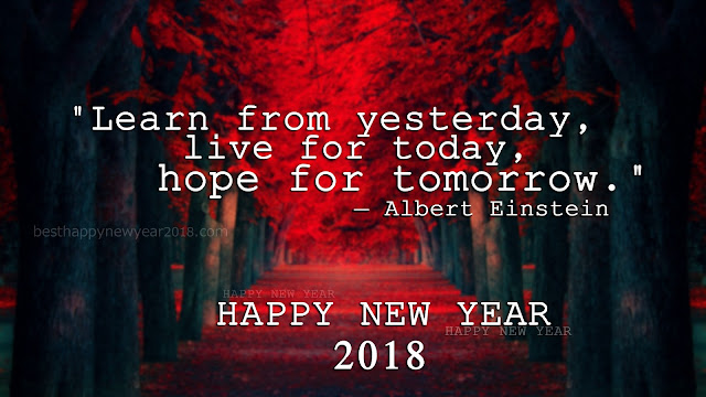 New Year 2018 eCards