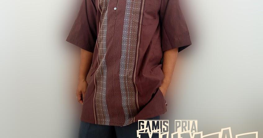 Jual baju gamis pria murah edisi promo Jual baju gamis untuk pria