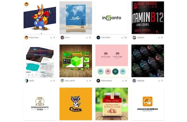 10 Situs Kontes Desain Terbaik dan Terpercaya penghasil dollar