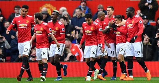 Manchester United với lịch sử phát triển hơn 100 năm tuổi.