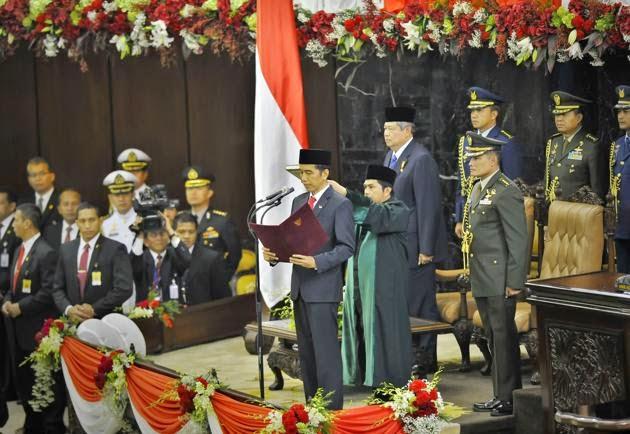 Presiden Jokowi Berpesan Agar Menumbuhkan Kembali Jiwa Cakrawati Samudra