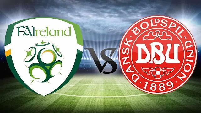 Prediksi UEFA Nations League Irlandia vs Denmark 14 Oktober 2018 Pukul 01.45 WIB