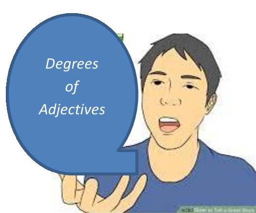 Lesson Plan Of Degrees Of Adjectives English Grade IV