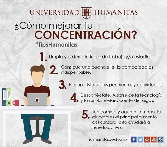 Psicologos peru 5 tips para mejorar la concentracion - Mejorar concentracion estudio ...