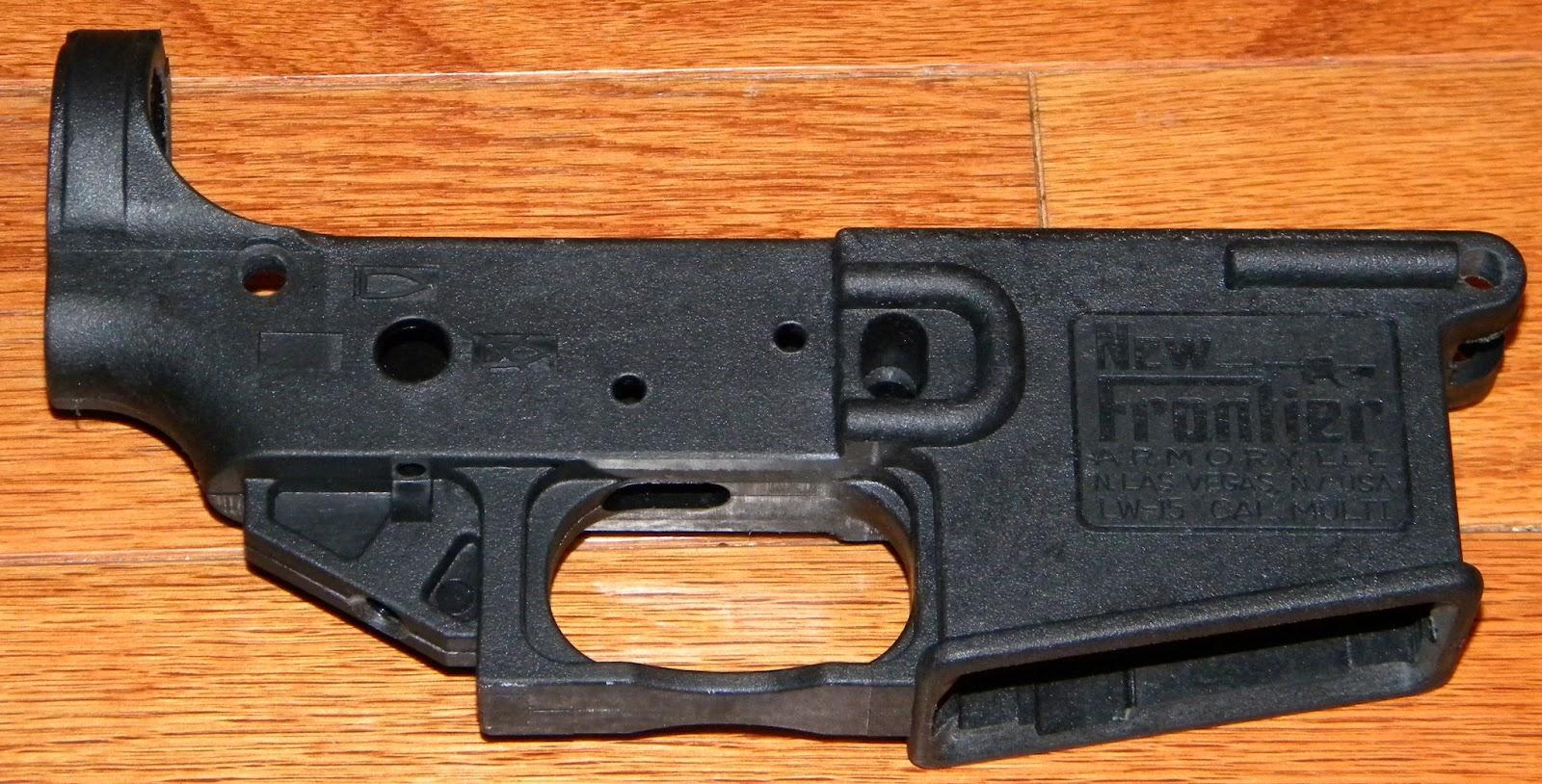 The Backwoods Engineer: Innovation Defeats Gun Control