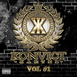 Akon - Konvict Kartel Vol. 1 (2016) - Album Download, Itunes Cover, Official Cover, Album CD Cover Art, Tracklist