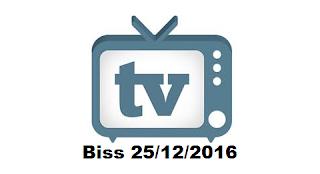 Bisskey 25 Desember 2016
